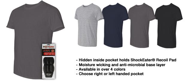 ShockEater Tactical Shooting Shirts
