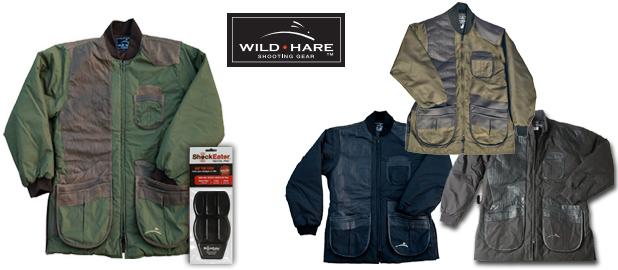 Wild Hare Shooting Jackets