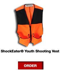 ShockEater Youth Shooting Vest