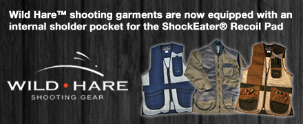 Wild-Hare-and-ShockEater Recoil Pad