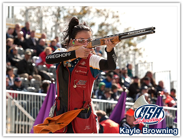 Kayle Browning- Team ShockEater