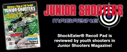 Kids Review ShockEater in Junior Shooters Magazine