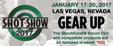 ShockEater at Shot Show 2017