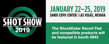 ShockEater at Shot Show 2019