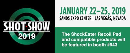 ShockEater at Shot Show 2019