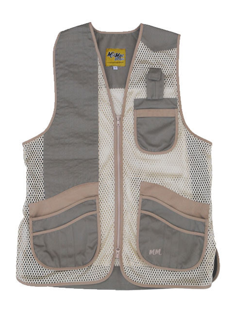 MizMac-Comfort-Fit-Mesh-Vest: ShockEater