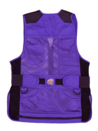 MizMac-Perfect-Fit-Mesh-Vest-Purple: ShockEater