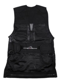 Wild-Hare-Heatwave-Mesh-Vest-Black: ShockEater