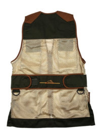 Wild-Hare-Primer-Mesh-Vest-Forest-Brown: ShockEater
