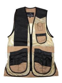 Wild-Hare-Range-Mesh-Vest-Khaki-Black: ShockEater