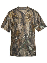 Mens-ShockEater-Peformance Shooting Shirt-Camo: ShockEater.com
