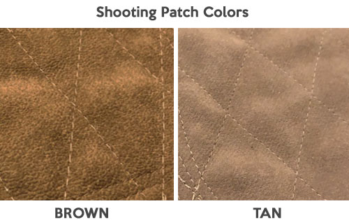 Mens-ShockEater-Shooting-Polo-Shooting Patch Colors: ShockEater.com