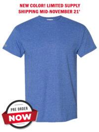 Mens-ShockEater-Shooting-Shirt-50-50-Royal-Blue